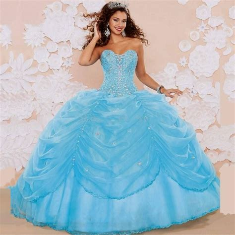baby blue baby dress baby blue quinceanera dresses naf dresses