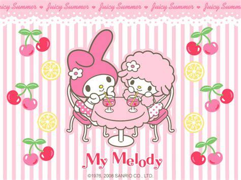 Mukena My Melody Size S my melody i my melody sanrio hello