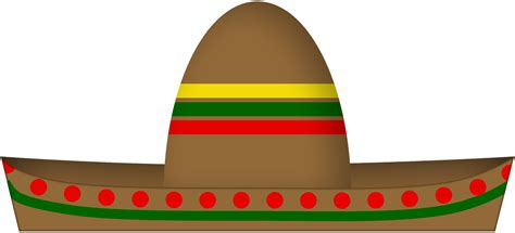 cartoon sombrero cartoon sombrero clipart best