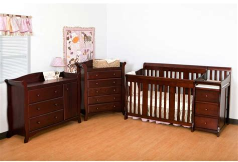 crib bedroom set the portofino discount baby furniture sets reviews home