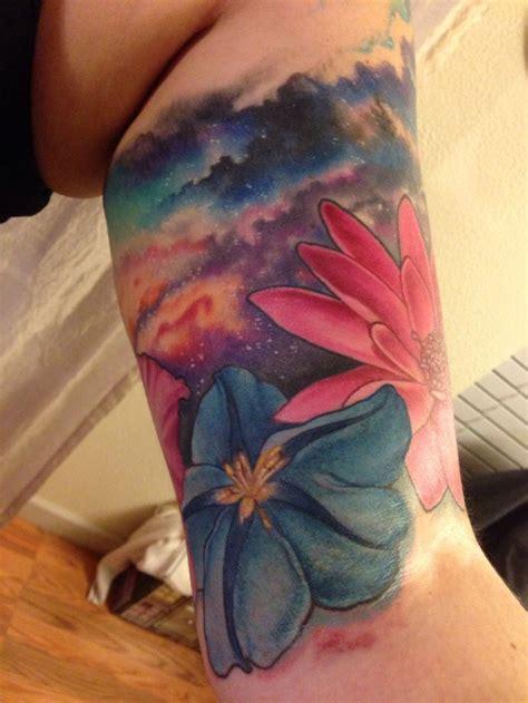 sky tattoo pin by arnett on tattoos