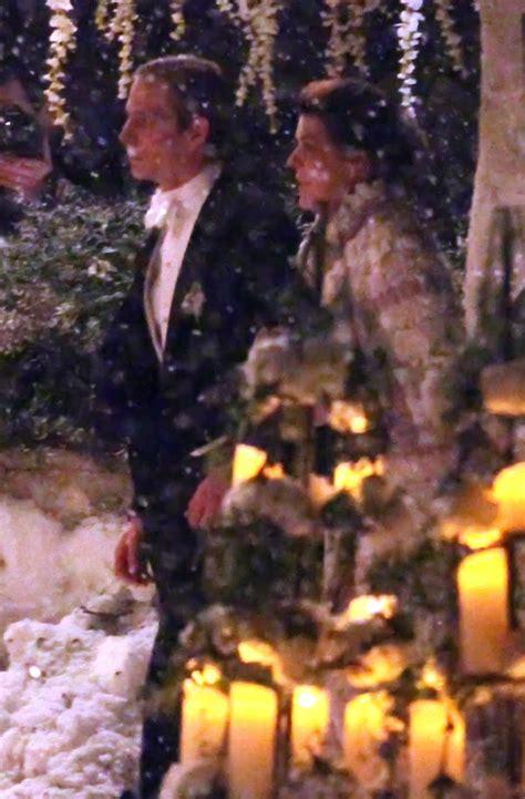 boda religiosa de andrea casiraghi y tatiana santo domingo en gstaad la boda blanca de andrea casiraghi y tatiana santo domingo