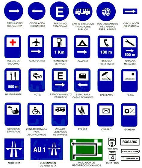 imagenes señales informativas de transito imagenes de se 241 ales de transito buscar con google