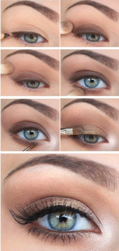 Eyeliner Tutorial Work | beautiful eye make up tutorial for a casual day at work or