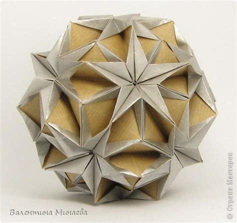 Modular Geometric Origami - 91 best images about modular origami on see