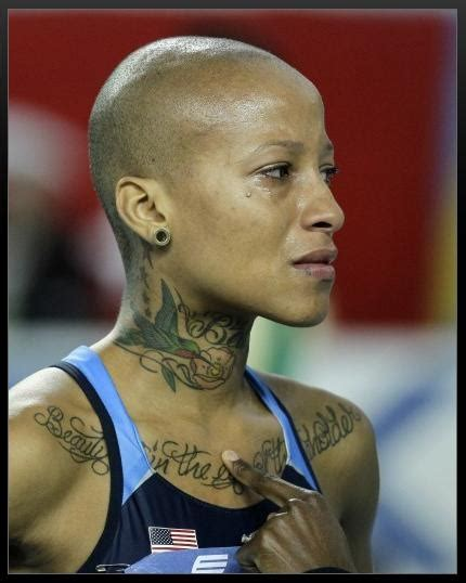 olympian inika mcpherson the tattoo that is inked across