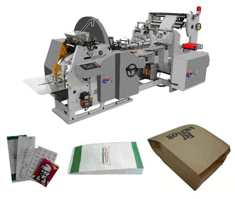 food paper bag machine food paper bag machine