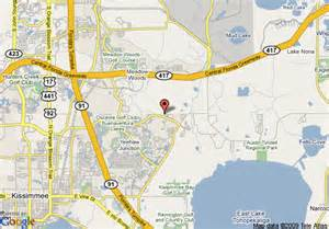 map of hotels in kissimmee florida kissimmee fl kissimmee florida map directions