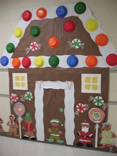 Gingerbread Door by Gingerbread House Seasons