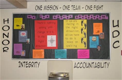 Office Bulletin Board Ideas Office Bulletin Board A Vinyl Design