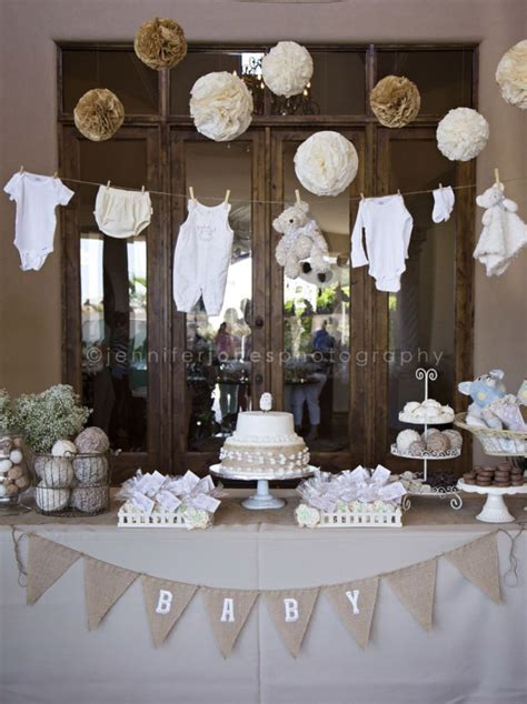 bar baby shower ideas para preparar una bonita bar