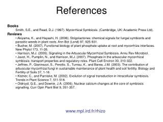 reference books ppt ppt strigolactones powerpoint presentation id 5923148