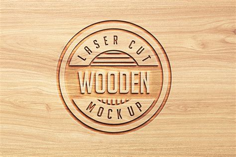 photoshop tutorial logo in wood how to create a wood engraved logo mockup in adobe photoshop