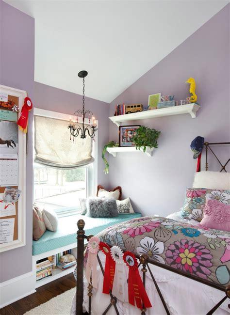 Fensterbank Polster by 23 Kinderzimmer Ideen F 252 R Farbe Mit Entspannungsfaktor