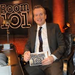 host of room 101 orders another series of room 101 news comedy guide