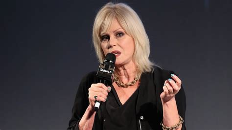 Absolutely Fabulous Fabsugar Want Need 37 by Joanna Lumley Discusses Brexit And Absolutely