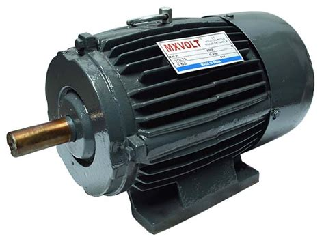 induction motor foot mounted buy mxvolt 3 phase 1 hp 4 pole foot mounted induction motor best prices industrybuying