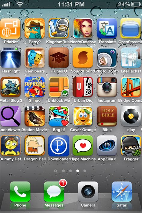 change layout home screen iphone 4 what is the best home screen layout on the iphone quora