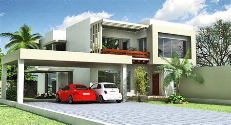 Modern Design House Plans by Modern Home Front View Design Aloin Info Aloin Info