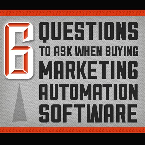 Questions To Ask At An Open House by 6 Questions To Ask When Buying Marketing Automation