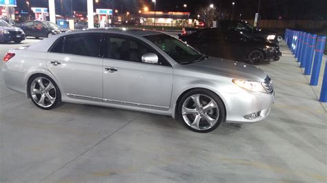 Coleman Toyota Willie Coleman S 2011 Toyota Avalon Limited Sedan 4d In