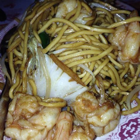 shrimp lo mein yelp