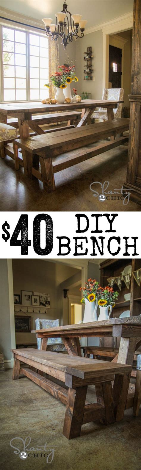 cheap kitchen benches 25 best ideas about outdoor farm table on pinterest