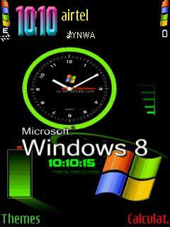 cartoon themes windows 8 animated windows 8 theme