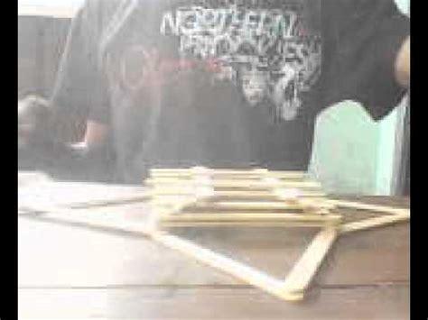 membuat kerajinan stick ice cream kerajinan stick ice cream youtube