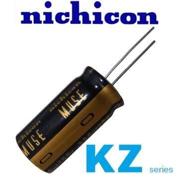 Nichicon Muse Fg Series 47uf25v nichicon kz type hifi collective