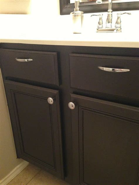 25 best ideas about cabinet transformations on updating kitchen cabinets