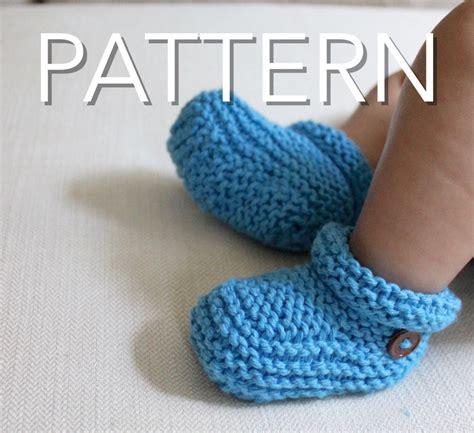 beginners knitting patterns uk booties knitting pattern beginners