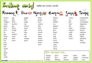 verbs words jan s