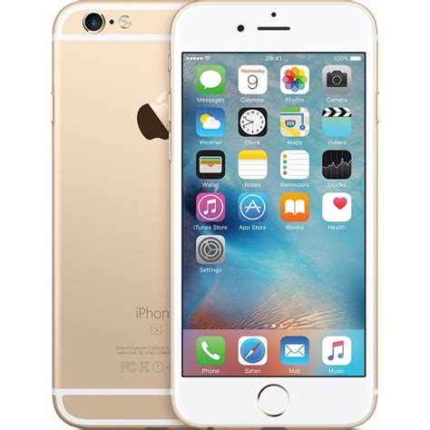 apple iphone 6s mobiltelefon k 225 rtyaf 252 ggetlen 16gb arany emag hu