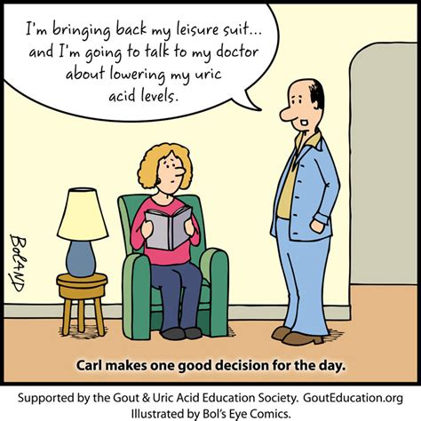 Gout Images And Cartoons Gout Education Society