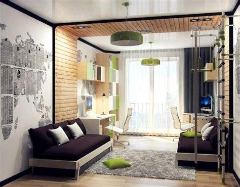 Kinderzimmer Junge Klettern by Jugendzimmer Gestaltung Ideen Paneele Holz Kletterwand