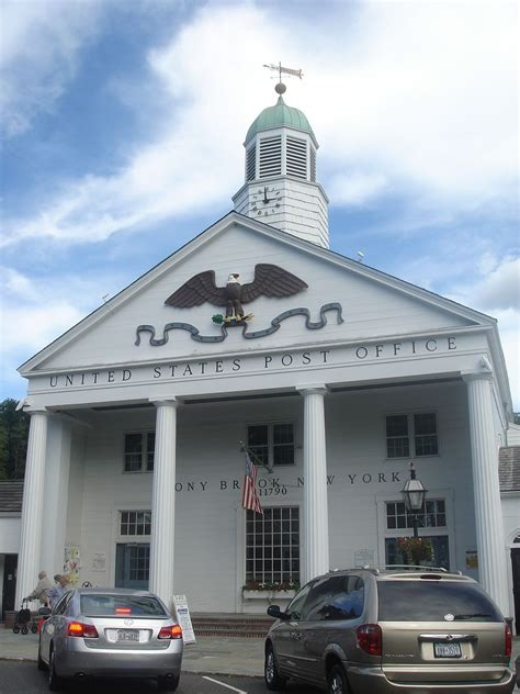 Smithtown Post Office by Island S Best Roadside Attractions From The