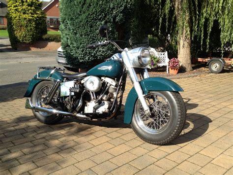 Kaos Classic Motorcycle 1968 harley davidson generator shovelhead flh harley