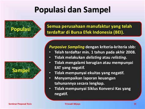 contoh slide presentasi proposal penelitian yang bagus contoh hipotesis laporan keuangan rumamu di