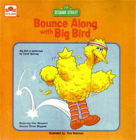 Book I Want Big Cookies by Bounce Along With Big Bird Muppet Wiki