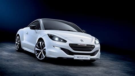 peugeot sports car komisch 2017 peugeot rcz sports coupe wallpapers