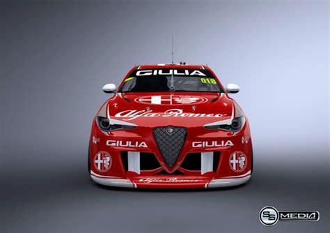 Gen2 Supercars concepts: Alfa Romeo Giulia   Speedcafe