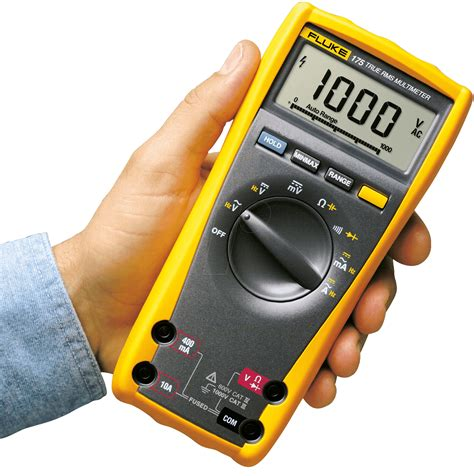 Daftar Multimeter Digital Fluke fluke 175 fluke 175 universal digital multimeter at
