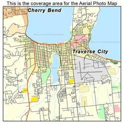 Michigan City Map by Traverse City Mi
