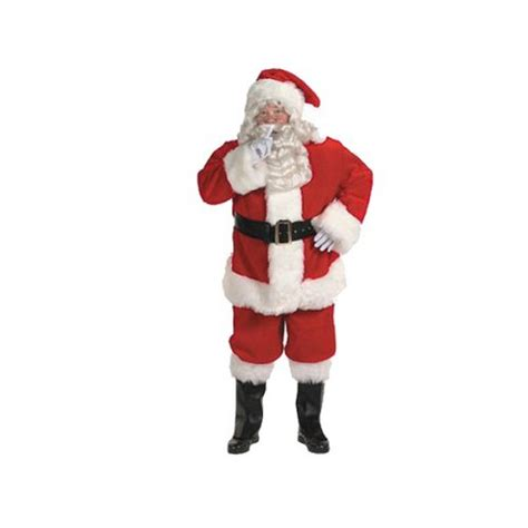 men s professional santa suit costume xx large target