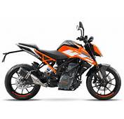 The 2017 KTM Duke 250 Comes With An Updated Design But No Engine