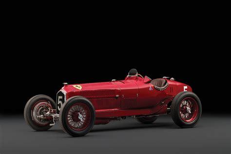 Scuderia Ferrari by 1934 Scuderia Ferrari Alfa Romeo P3 Tipo B