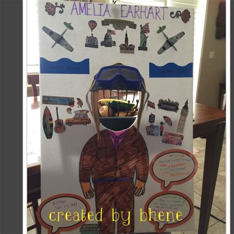 amelia earhart biography for middle school amelia earhart my projects pinterest amelia earhart