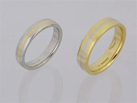 Handcrafted Wedding Rings - handmade his and hers wedding rings ian mortimore jewellery
