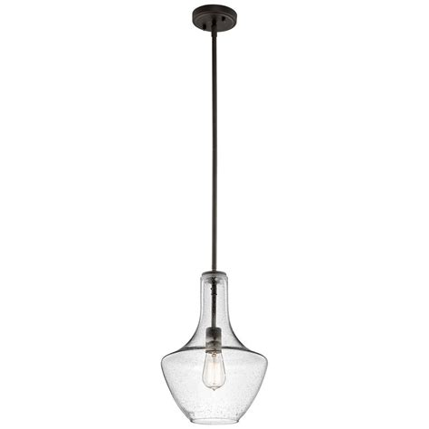Kichler Lighting Everly Kichler Lighting Everly Olde Bronze Pendant Light